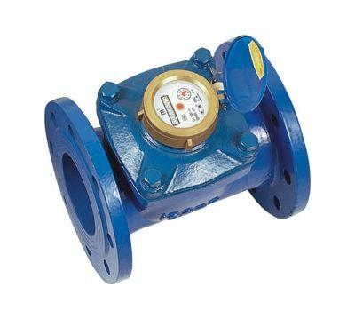 可拆卸螺翼式干式冷(热)水表