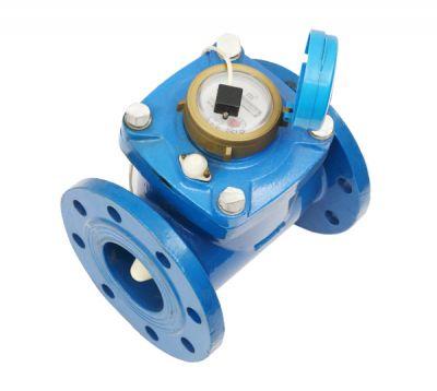 可拆卸螺翼式干式远传发讯冷水水表